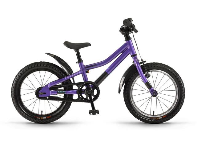 "Winora Rage 16"" ATB Bambino, violet"